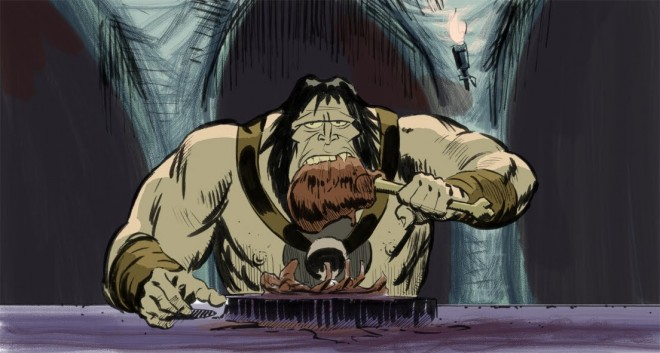Korgoth Barbarian Diablo III Diablo 3 Meat