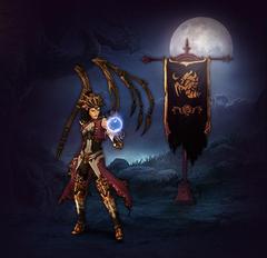 крылья королевы клинков для Diablo3