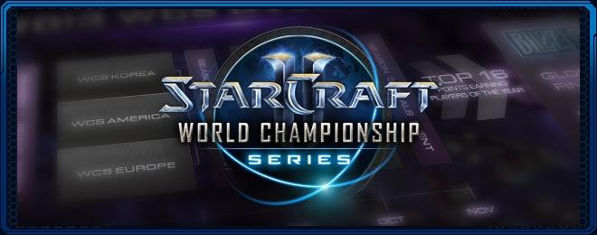 StarCraft II World Championship Series 2013