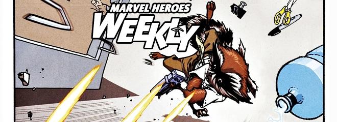 Marvel Heroes Weekly. Выпуск 13