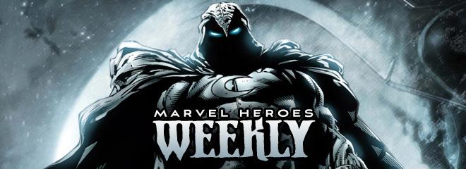 Marvel Heroes Weekly. Выпуск 11