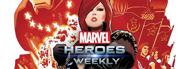 Marvel Heroes Weekly. Выпуск 4