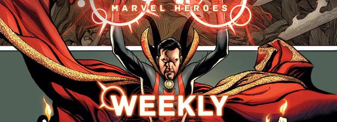 Marvel Heroes Weekly. Выпуск 15