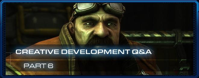 Вопросы разработчикам StarCraft II, часть 6