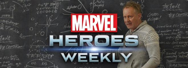 Marvel Heroes Weekly. Выпуск 3
