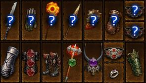 легендарные предметы Diablo 3