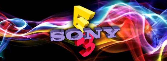 E3: По горячим следам. Sony