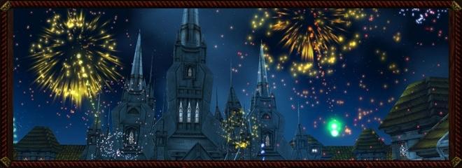 С наступающим Новым годом в WoW!