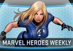 Marvel Heroes Weekly. Выпуск 20
