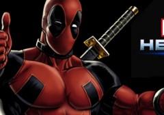 Герой Дэдпул Marvel Heroes