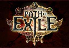 PoE logo, Path of Exile, логотип ПоЕ