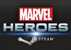 Marvel Heroes в русском Steam