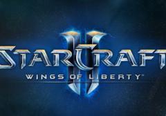 StarCraft II: Wings of Liberty logo