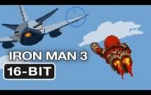 16-Bit Iron Man 3 - Movie Homage HD Video Game