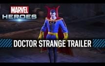 Marvel Heroes - Doctor Strange Trailer