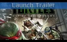 Teenage Mutant Ninja Turtles: Out of the Shadows - Launch Trailer [HD]