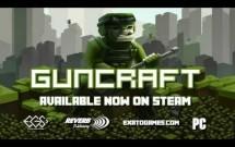 Guncraft Official Steam Launch Trailer!