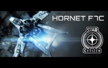 Star Citizen: Official Anvil Aerospace Hornet Commercial