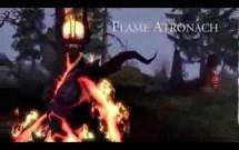 Elder Scrolls Online - The Flame Atronach Gameplay Trailer