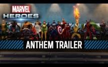 Marvel Heroes -- Anthem Trailer