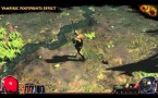 Path of Exile - Vampiric Footprints Effect