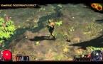 Path of Exile - Vampiric Footprints Effect