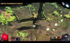 Path of Exile - Arctic Footprints Effect