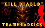 """Kill Diablo"" by TEAMHEADKICK (Diablo 3 Metal Music Video)"