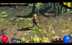 Path of Exile - Necrotic Footprints Effect