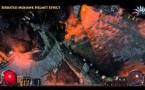 Path of Exile - Serrated Mohawk Helmet Effect