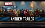 Marvel Heroes -- Anthem Trailer