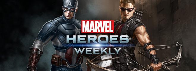 Marvel Heroes Weekly. Выпуск 6