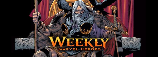 Marvel Heroes Weekly. Выпуск 12