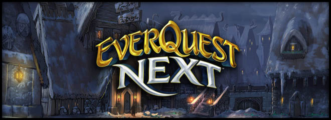 EverQuest Next: общая информация