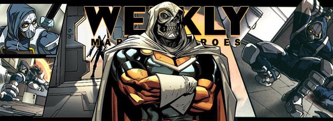 Marvel Heroes Weekly. Выпуск 16