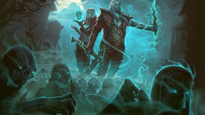 Diablo III некромант
