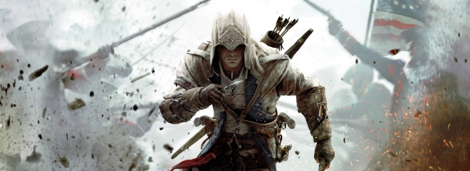 Assassin's Creed 3: Однажды в Америке