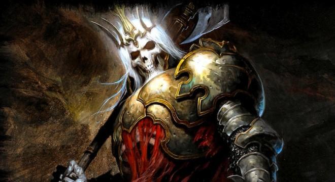Король Скелет Леорик Diablo 3