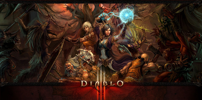 Бесконечный режим в Diablo3