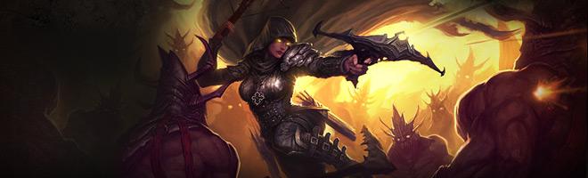 Diablo 3 Охотник на демонов
