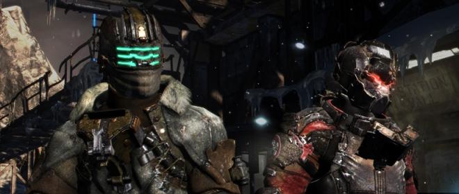 Dead Space 3 кооперативе