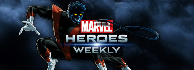 Marvel Heroes Weekly. Выпуск 7