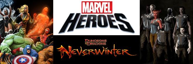 Marvel Heroes, NeverWinter