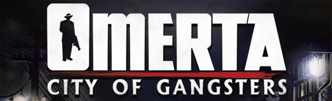 Omerta – City of Gangsters logo