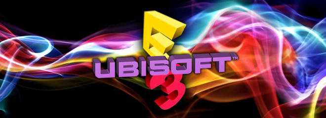 E3: По горячим следам. Ubisoft