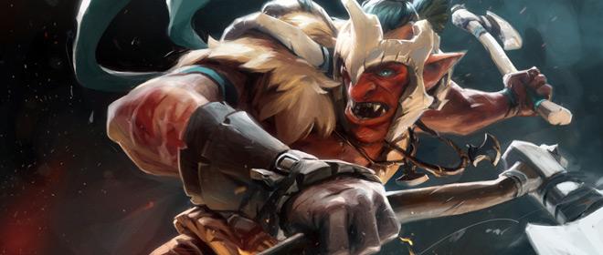 картинки troll warlord dota 2