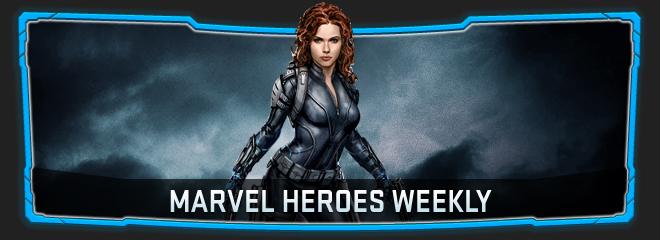 Marvel Heroes Weekly. Выпуск 19