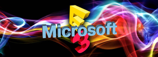 E3: По горячим следам. Microsoft