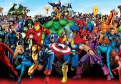 прокачка героев Marvel Heroes