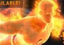 В игру добавлен Человек-Факел!